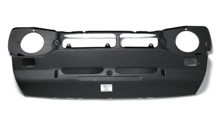 Front Panel Round Headlamp With Starter Handle Hole