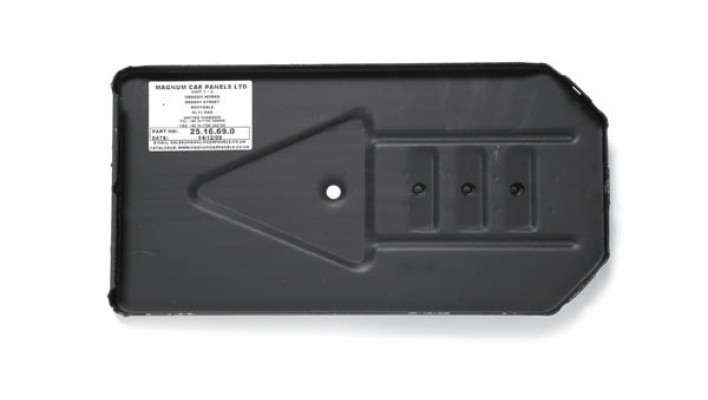 Battery Tray Rally Type In Boot
