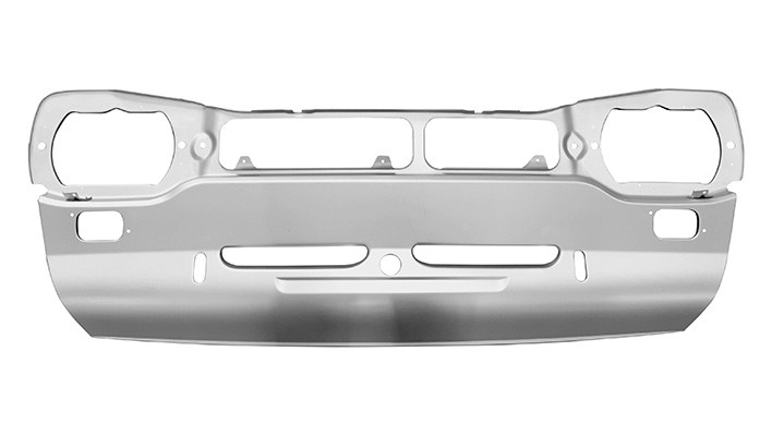 Front Panel Square Headlight