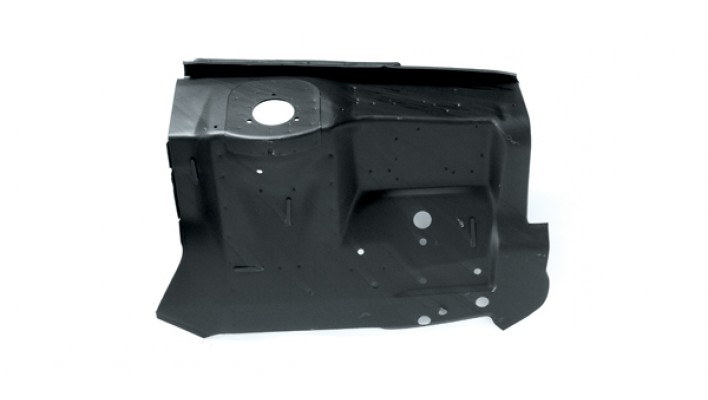 Left Hand Drive Small Hole Inner Wing RS2000 Fully Dressed