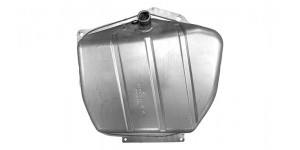 Unpainted Fuel Tank For Conversion To L/H Dual Tank