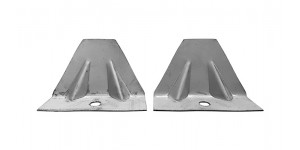 Boot Floor to Back Panel Brackets (Pair)