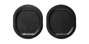 Boot Floor Plugs (Pair)