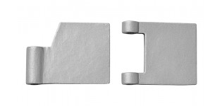 Hinges on Door Jamb (1 Pair)